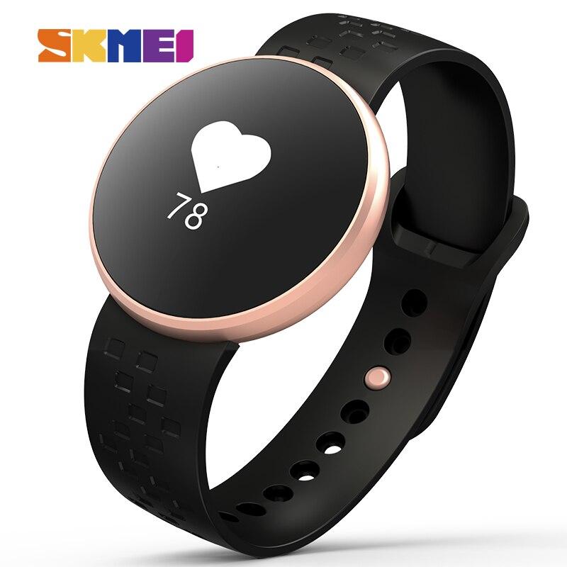 Men's Watches Disciplined Digital Smart Bracelet Watch Waterproof Pedometer Swim Sport Watches Heart Rate Monitor Health Tracker Buletooth Wristwatch Watches
