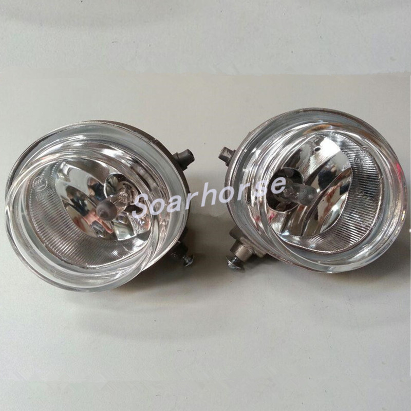 one pair car Front bumper fog lights fog lamp include light bulb For Mazda 5 Mazda CX-7 Mazda 5 6 MX-5 MPV Miata oem fog lights halogen lamp kit for 2016 mazda cx 5 ka0h v4 600