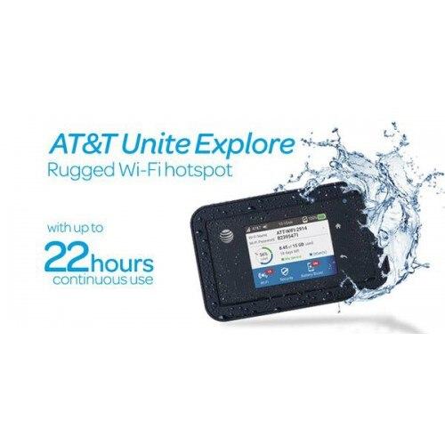 AT & T Unir Explorer Mobile Hotspot (Netgear Aircard AC815S)