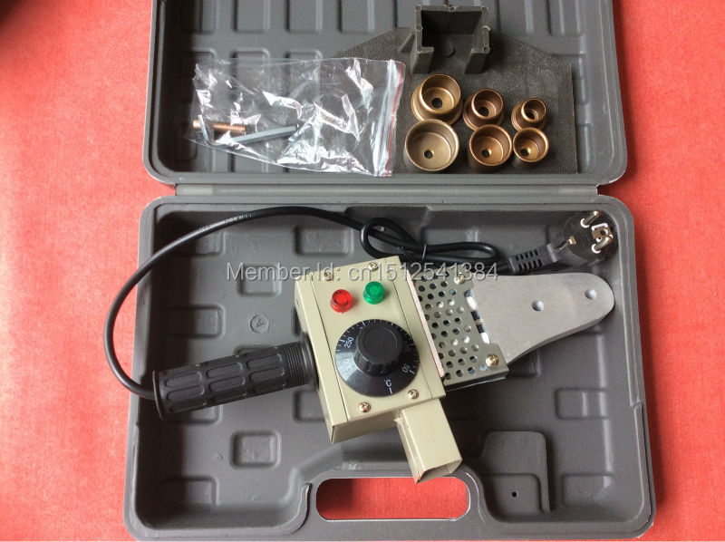 Envío gratuito 20-32mm 220V 600W máquina de fusión en caliente, - Equipos de soldadura - foto 5