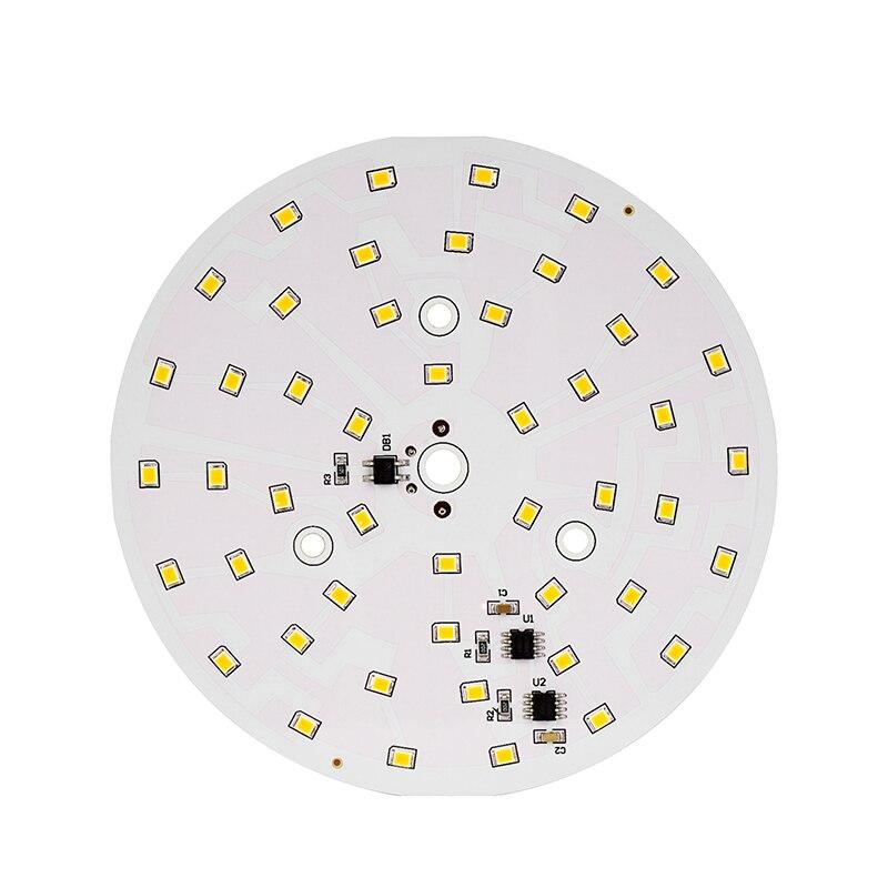 LED Chip Smart IC 18W 15W 12W 9W 7W 5W 3W No Need Driver AC 220V Led Beads DIY For Outdoor Floodlight Spotlight Down Light