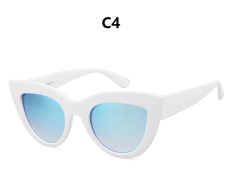 HTB1rx5oRpXXXXaHaXXXq6xXFXXXw - Women's cat eye sunglasses ladies Plastic Shades quay eyewear brand designer black pink sunglasses PTC 221