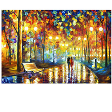 """1000 Pieces A3 Mini Smallest Landscape Paper Puzzle Difficult Toys Adults Jigsaw Puzzle Students DIY Gift(Size 14.9""""x 10.2)"""