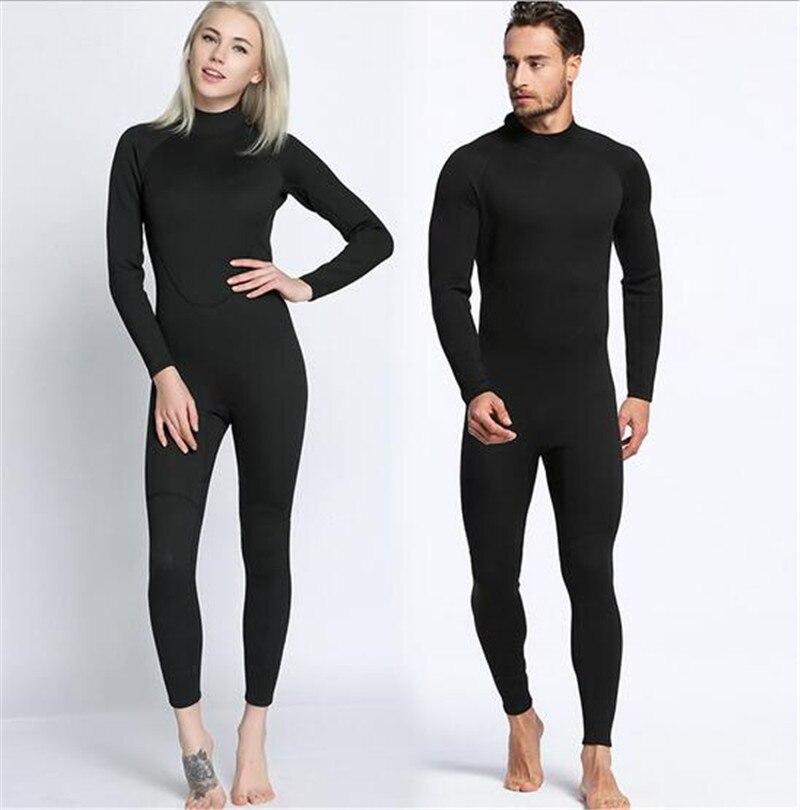 MYLEGEND 2 MM Hommes Néoprène Plongée sous-marine Costume Snokling Combinaison Femmes Étanche Surf Maillots De Bain Salopette Plage Costumes