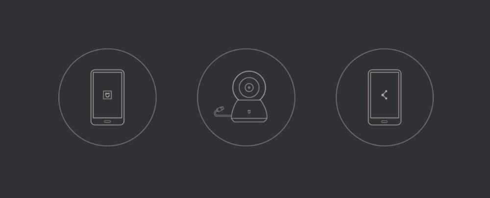 de visão noturna webcam ip camcorder wifi em estoque