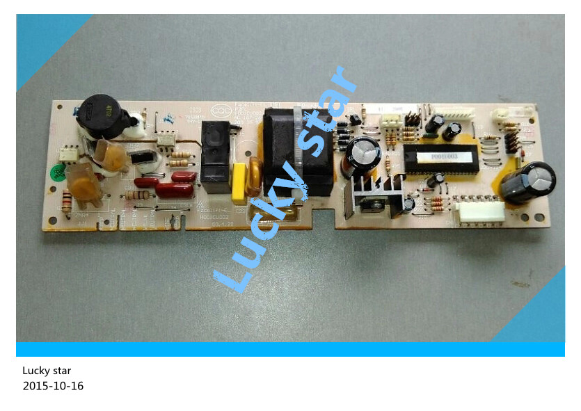 95% new for Electrolux refrigerator computer board circuit board BCD-251EI 247EI BCD-218EI H001CU002 board good working 95% new for haier refrigerator computer board circuit board bcd 219bsv 229bsv 0064000915 driver board good working