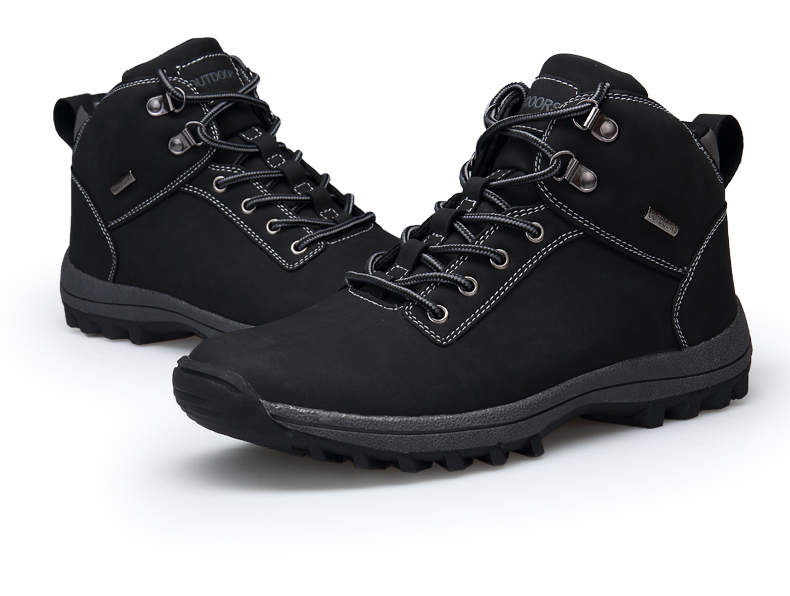 hiking brand shoes