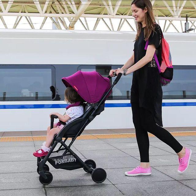 FORBABY portátil ultra leve carrinho de criança carrinho de bebê