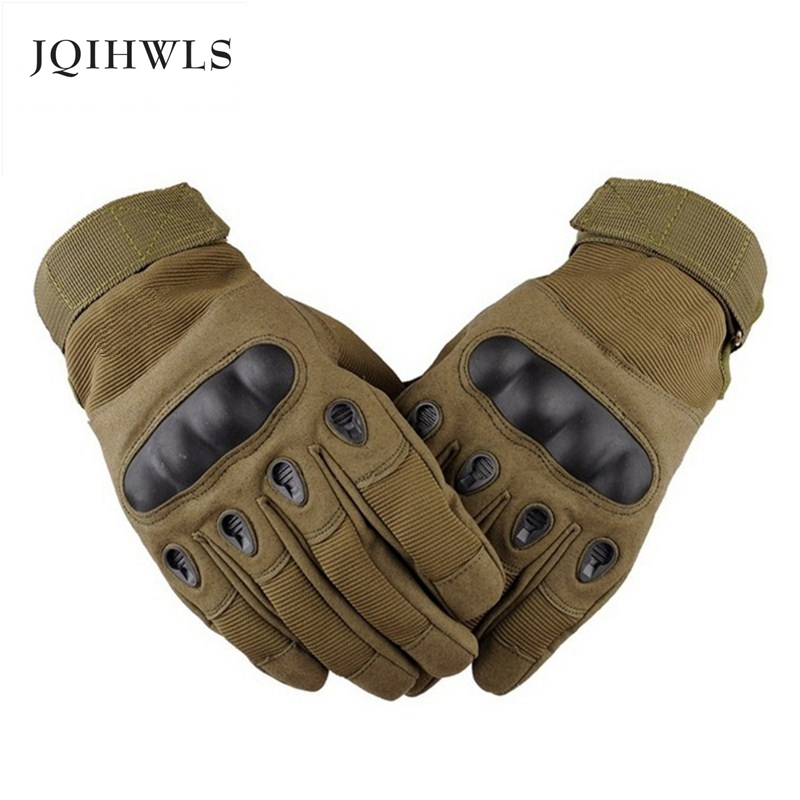 guantes new army tactical antiskid workout gloves Military tactical gloves for men free shipping