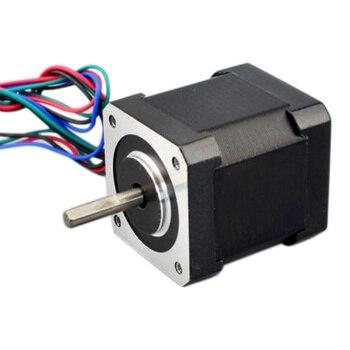 цена на Stepper Motor 1.8 Degree NEMA 17HS19-2004S1 For 3D Printer DIY CNC Robot Medical Machinery