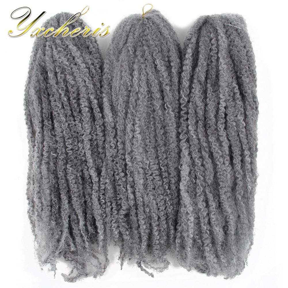 YXCHERISHAIR Marley Braid Hair 18