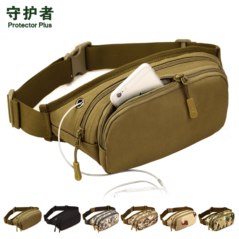 Tactical training  Camping Equipment Outdoor Sport men's packback Nylon Wading Chest Pack Cross body Sling Single Shoulder Bag