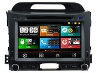 Wince 6.0 CAR DVD PLAYER Sunplus 8288T solution FOR KIA SPORTAGE R 2010 2014 Autoradio stereo multimedia player bluetooth gps