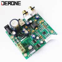 Es9018k2m es9018 i2s dac baord Apoio 32bit 384 kHz DSD i2s 64 128 256 decodificador de áudio