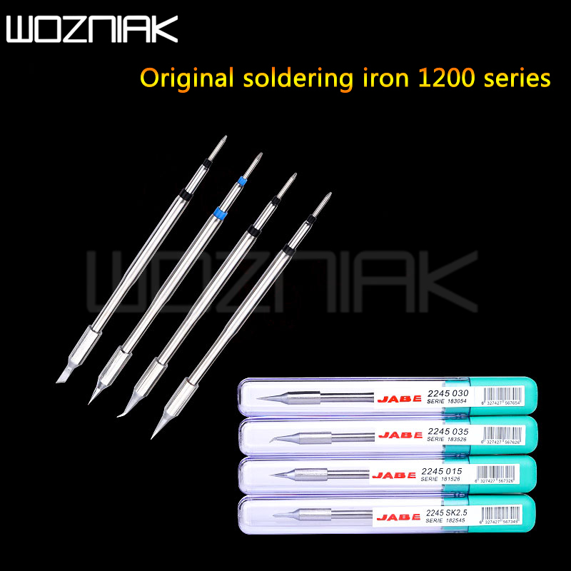 Original Jabe UD-1200 Lead Free Solder Iron Tip Nozzle Mobile Phone Fingerprint Flying Wire Repair Welding Tool