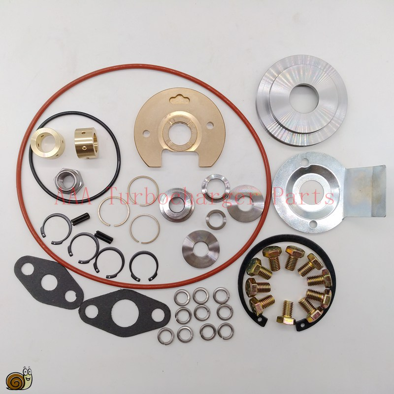 4LGZ Turbo Parts Rebuild kits repair kits for Engine N12 OM404 Supplier AAA Turbocharger parts