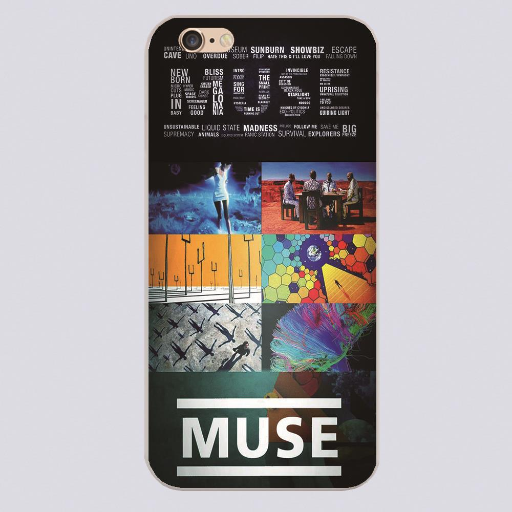 Muse Puzzle Design Case Cover Cell Phone Cases For Iphone 4 4s 5 5c 5s 6 6s 6plus Hard Shell Phone Line Recorder Software Case Trophyphone Case Card Holder Aliexpress
