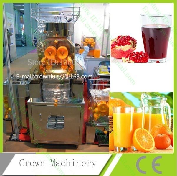 Commercial orange juicer machine pomegranate lemon ect fruit squeezer presser citrus juicer in - Machine a presser orange ...