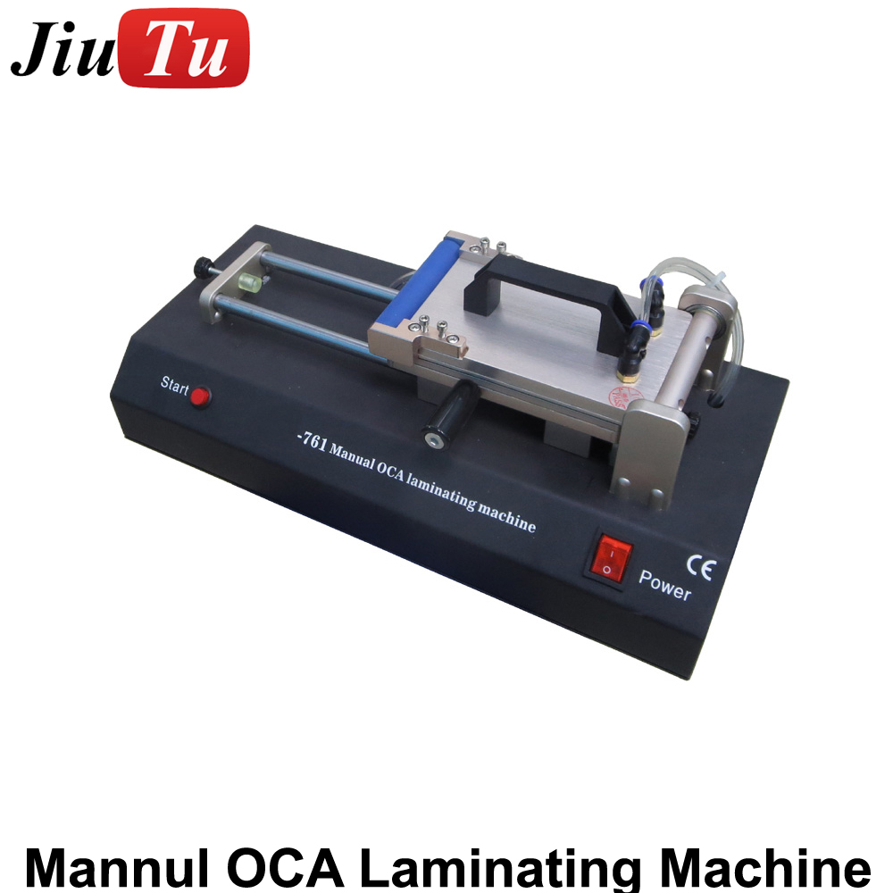 Automatic Laminating Machine Universal Oca Dry Glue