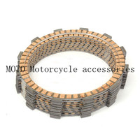 Plates Motorcycle Engine Parts Clutch Friction Plates For SUZUKI DL1000 02 12 GSX1300R 02 08 2009