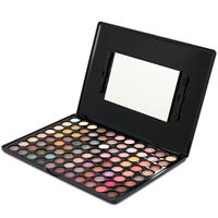 2016 Hot Sale High Quality 88 Color Hot Sale Professional Metal Shimmer Makeup Eyeshadow Palette