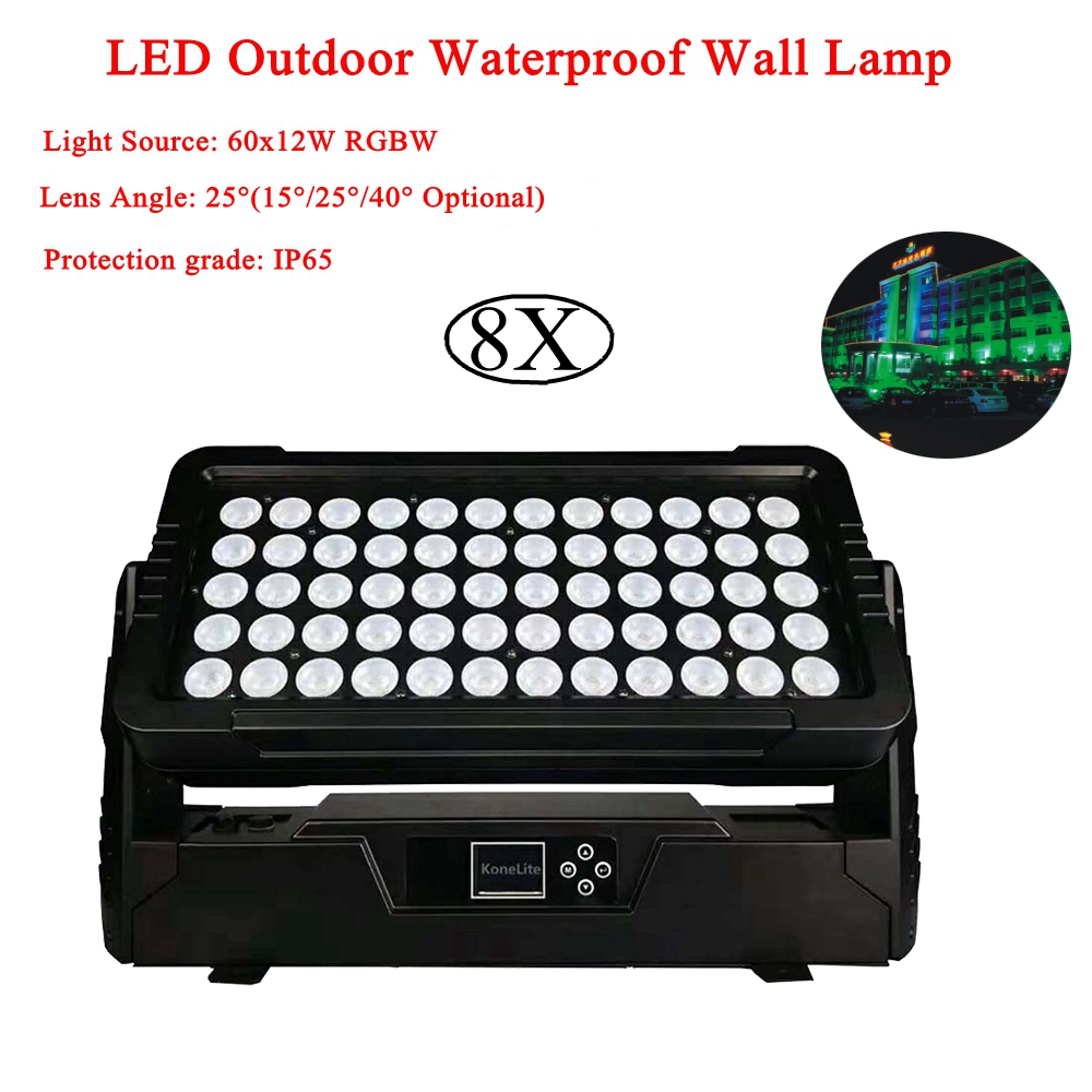 8Pcs/Lot NEW 600W LED Wall Light Outdoor Waterproof IP65 Disco Garden Wall Lamp Christmas Party Stage Lighting Night Light8Pcs/Lot NEW 600W LED Wall Light Outdoor Waterproof IP65 Disco Garden Wall Lamp Christmas Party Stage Lighting Night Light