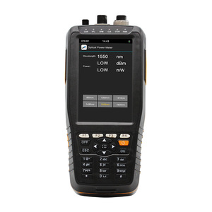 Image 5 - OTDR Tester Optical Time Domain Reflectometer 4 in 1 OPM OLS VFL Touch Screen 3m to 60km Range Optical Instrument fibra optica