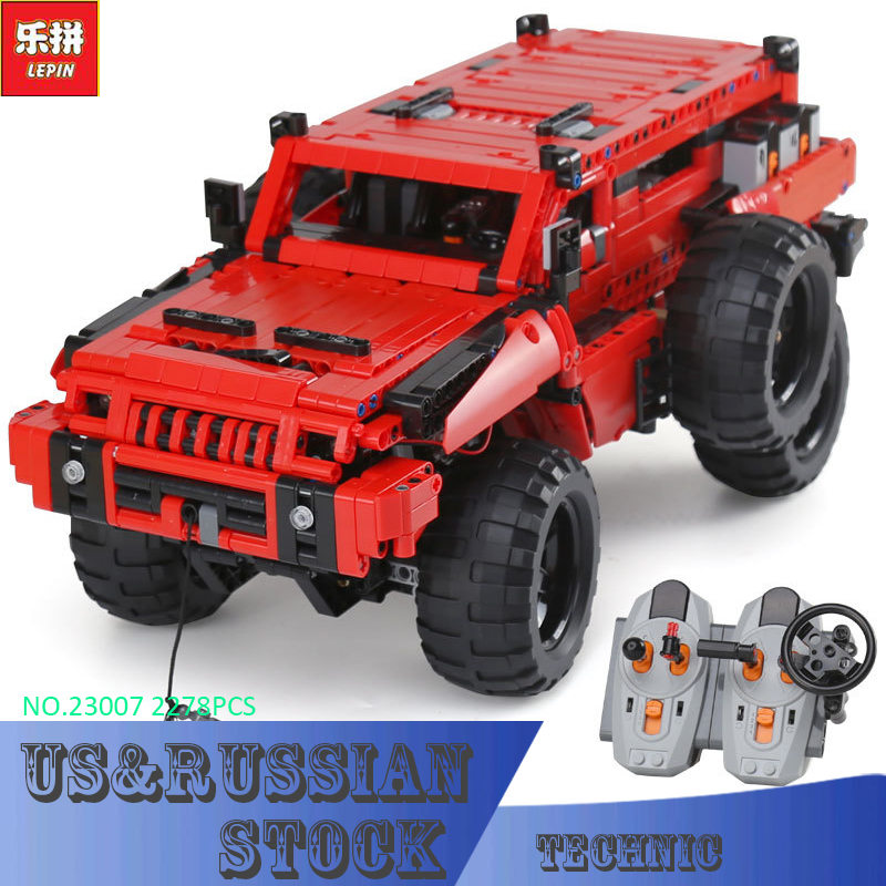 Lepin 23007 2278Pcs Genuine Technic MOC Series The Marauder Set 4731 Children Educational Building Blocks Bricks Toys Model коран голубой 14 е изд