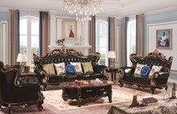 CHINA YG FURNITURE Luxury style leather sofa sets