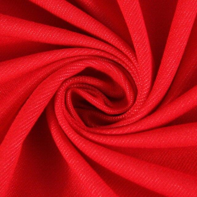 Stoffe Färben 10 meter gestrickte denim stoff fabrik großhandel 25 farben rayon