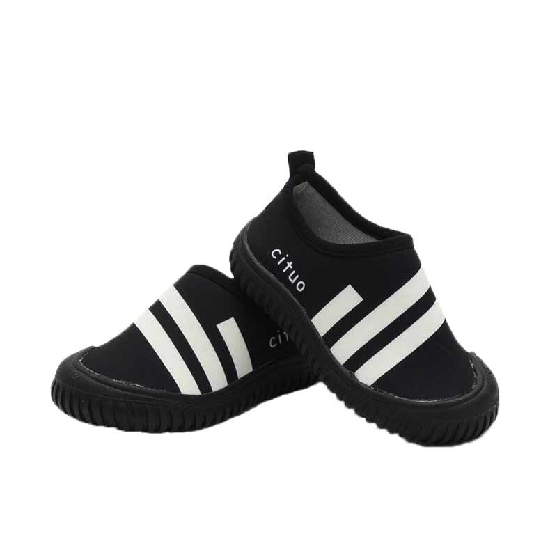 Быстросохнущая мальчиков обувь S Print Спорт Бег анти-скольжения плавательный бассейн/пляжные для девочек песчаный пляж разработке обуви кро... ...