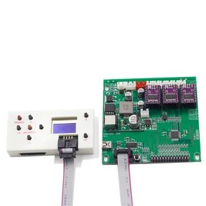 Image 5 - جديد ماكينة الحفر بالليزر LCD المصغرة وحدة تحكم غير متصل بالتحكم العددي بواسطة الحاسوب 3018 3018Pro BM 1610 لتقوم بها بنفسك حفارة الليزر 3 محاور GRBL غير متصل