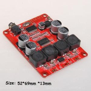 Image 2 - TPA3118 Bluetooth 5.0 digital power amplifier 30W+30W  2.0 streo audio amplifier board 8~26VDC