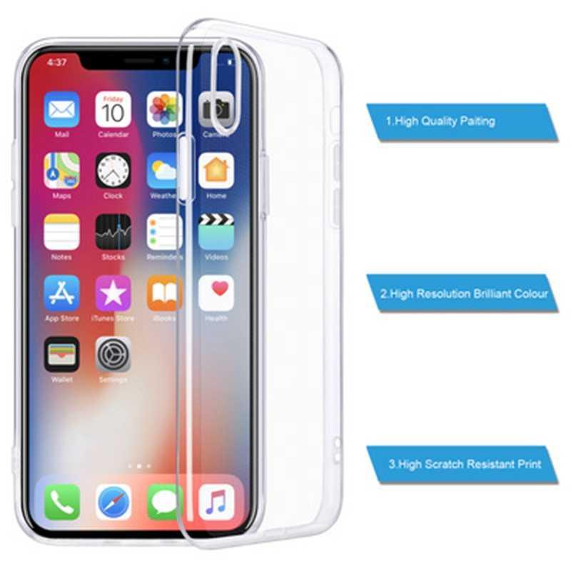 Siêu Mỏng Mỏng Trong Suốt TPU Mềm Funda Cho Iphone X XS 8 7 6 6S 6S Plus Ốp Lưng Trong Suốt Dành Cho iPhone 11 Pro Max XR SE 2 2020 TPU Cover