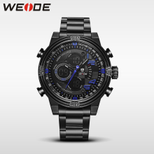 WEIDE mens watches luxury Men Quartz Digital Sport Watchr Waterproof New Style Watches relogio Military Multiple Time Zone Watch цена