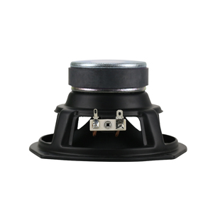 Image 5 - 5.25 inch 137MM Woofer Speaker 30W 8OHM Bass Long Stroke Paper Cone Rubber Low Frequency 2 Way Subwoofer DIY 1PC