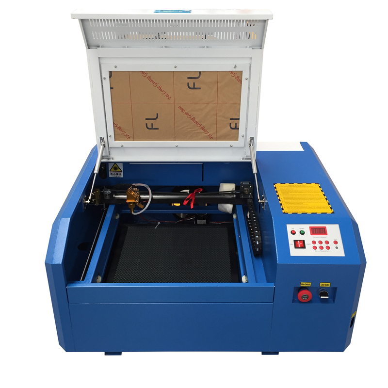 co2 laser engraving machine diy mini laser cutting machine cutting plywood Coreldraw support Free shipping