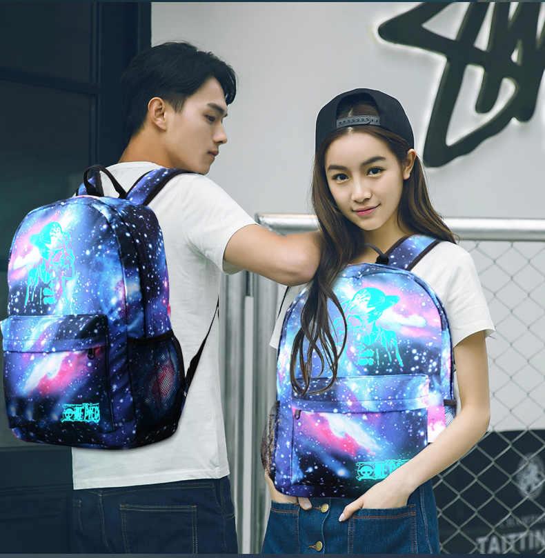 Корейский суперзвезда Досуг Unsex Легкий Рюкзак Холст мультфильм Рюкзак Школьная Сумка для ноутбука подростковый рюкзак блестящий