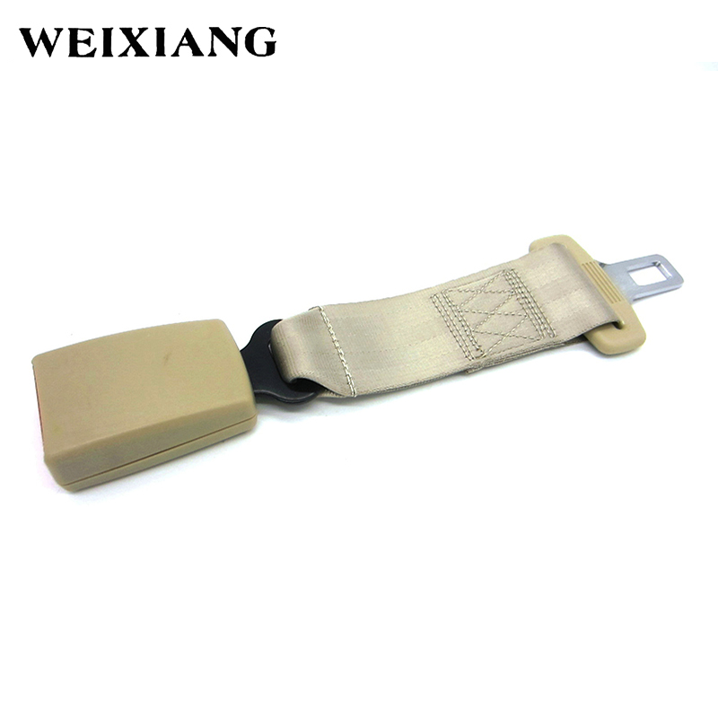 E24 certificate Car Seat Belt Metal Tongue Width 21mm Safety Seatbelt Extenders extension for Cars Auto Belts Child Seats
