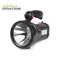 Huting друзья супер яркий ручной Портативный свет 3 режима Перезаряжаемые фонарик факел мощный прожектор Long выстрелов лампы