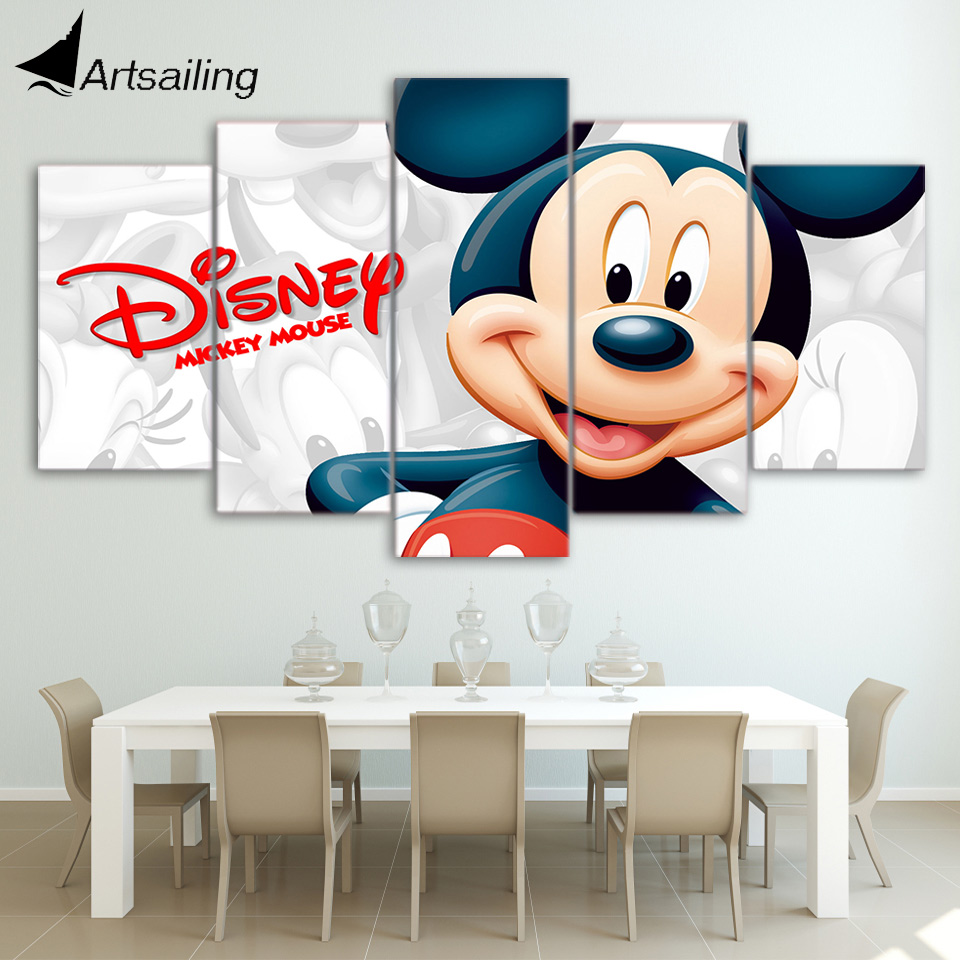 Mickey Mouse Wall Art online get cheap mickey mouse poster -aliexpress | alibaba group
