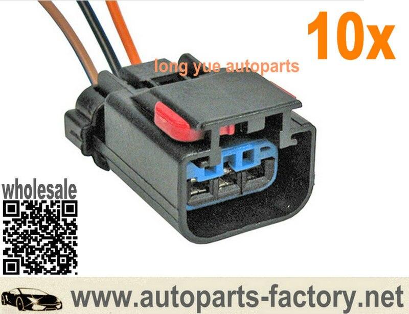 dugi yue 10pcs 3-putni MoPar Crank Cam senzor radilice i zavojnice za - Različiti rasvjetni pribor - Foto 1