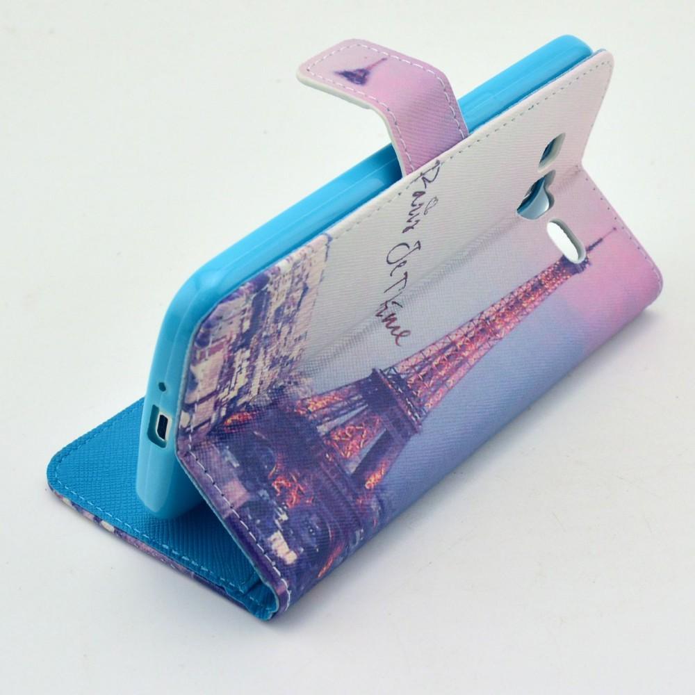 горячая 12 модели кожаный чехол для samsung галактики 2 g7106 с дешевой цене бумажник чехол телефон чехол флип