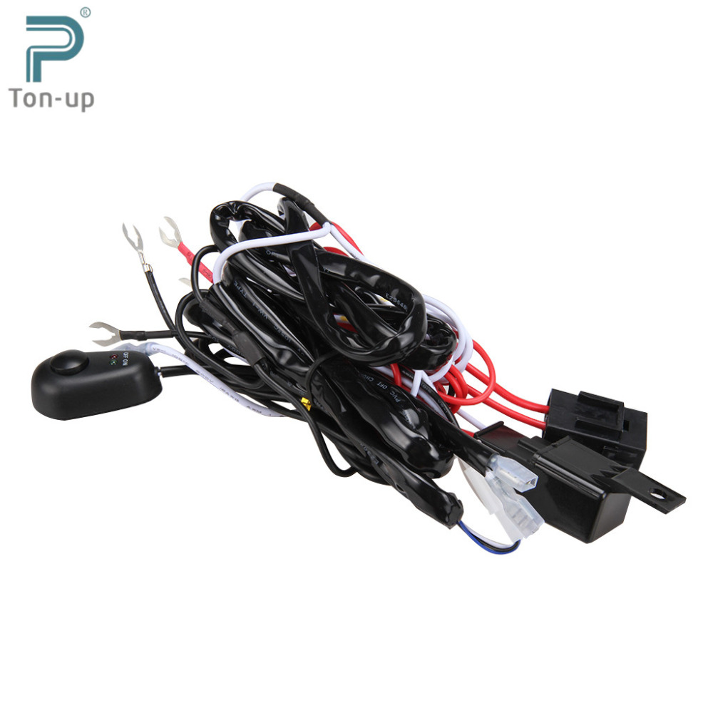 Motorcycle Light Bar Wiring Harness Ca Maintenance Kit