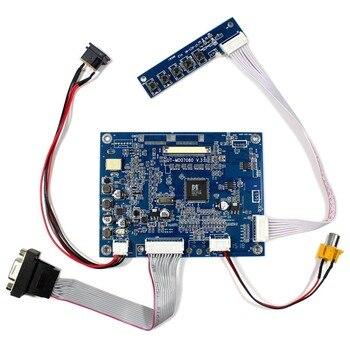 VGA + AV LCD плата контроллера VS-MD07080V.2 работы для 8 дюймов 800x600 AT080TN52 EJ080NA-05A EJ080NA-05B ЖК-экран