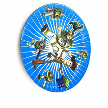 10pcs/lot kids birthday party decoration paper plates  sc 1 st  AliExpress.com & Buy toy story theme party and get free shipping on AliExpress.com
