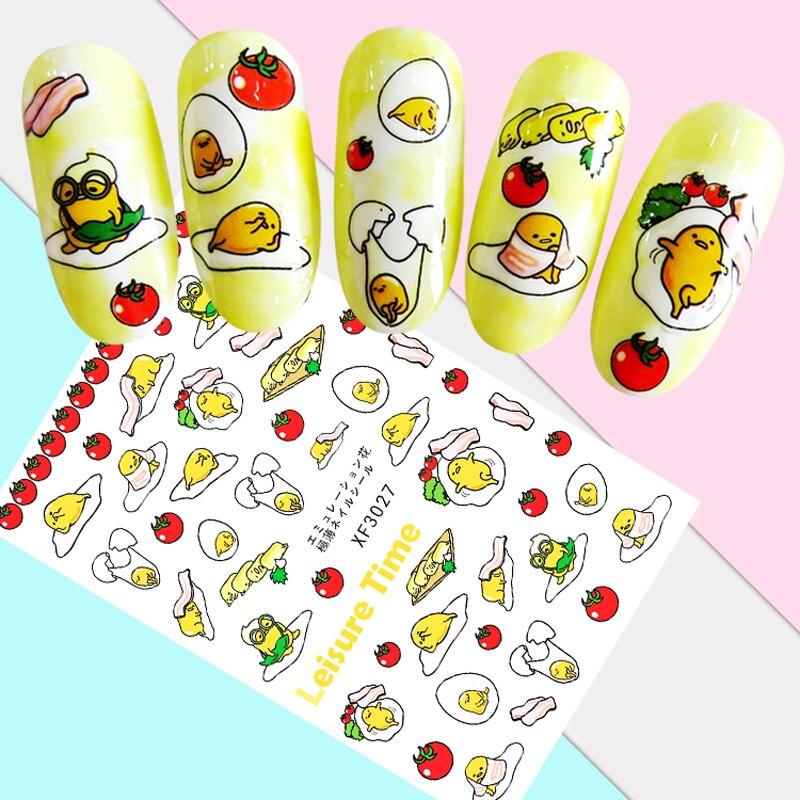 26 Impossible Japanese Nail Art Designs: Nail Design Art Decoration Manicure Sliders Japanese