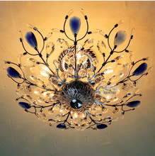Moderne Chrom/Gold Kristall Kronleuchter Leuchten, Baum Form Garantiert 100{6b1d8e5c8174d39804674a2bffc45d31ecc656e09868d3aecb71eff0735dd768} + Freies verschiffen!