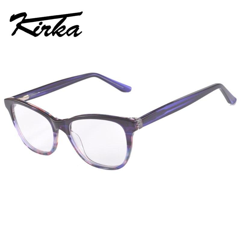 Kirka 2018 Optische retro bril voor dames met brillen Unisex - Kledingaccessoires