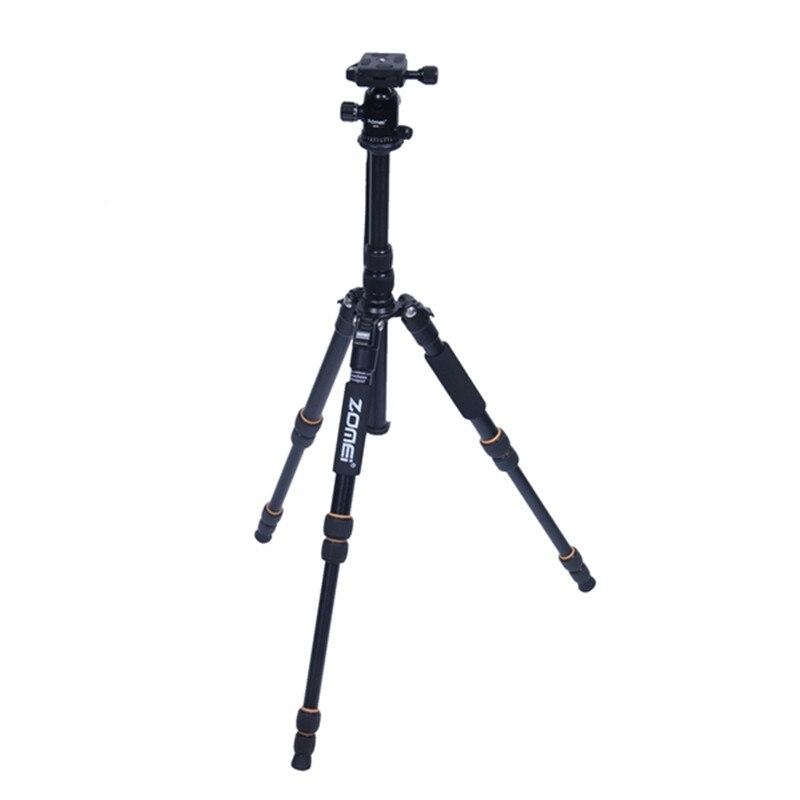 ZOMEi Q666 Profesionální cestovní fotoaparát Tripod Monopod - Videokamery a fotoaparáty - Fotografie 4